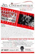 BABETTE'S Poster
