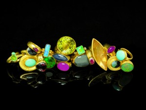 Gurhan's one-of-a-kind rings