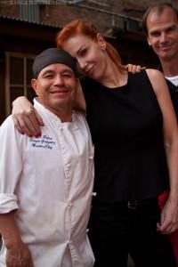 Sergio, Marta & Mike
