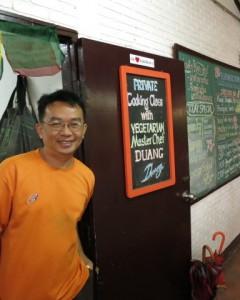Chef Duang