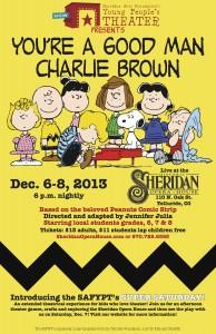 Charlie Brown Poster copy