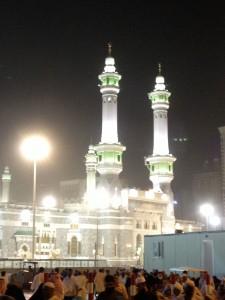 Meccan Minarets at Night, L. de Bivort