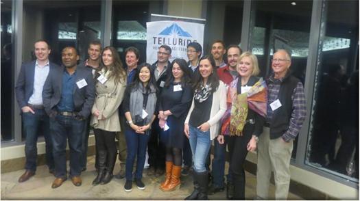 Telluride Venture Accelerator, 2014 winners