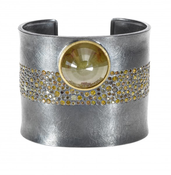 Cuff by Todd Reed, Lustre Gallery