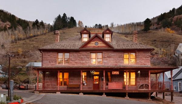 The Telluride Historical Museum