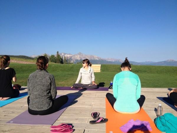 Yoga with Naani