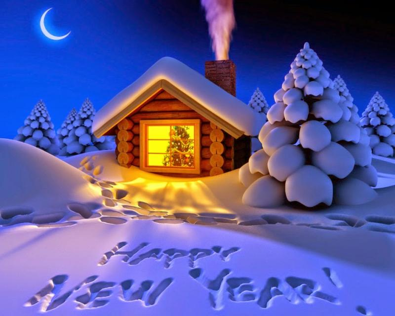 happy new year 2015 snow fall night hd wallpaper0201016_std
