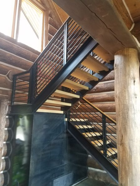Update Your Log Home Telluride Inside And Out