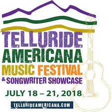 Telluride Americana Music Fest | Telluride Inside    and Out